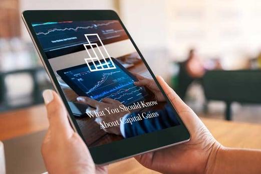 Capital Gains eBook
