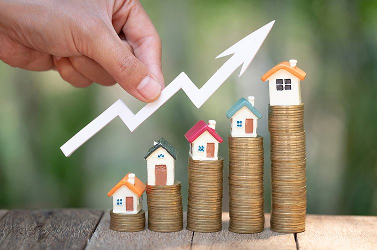 coins-houses-increase-IS-1141156865