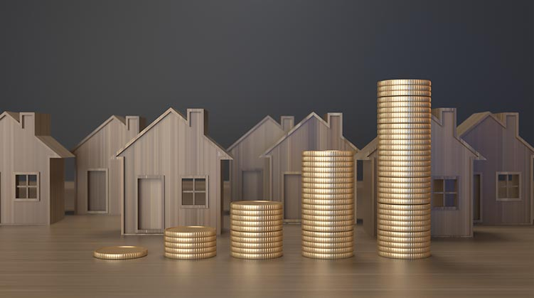 coins-toy-houses-IS-1065880756
