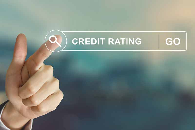 What is a credit rating