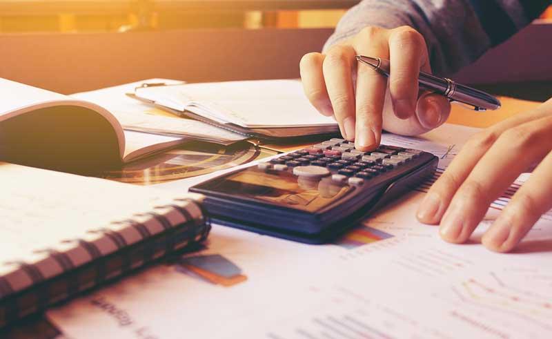 Realized EstateDebt Calculation