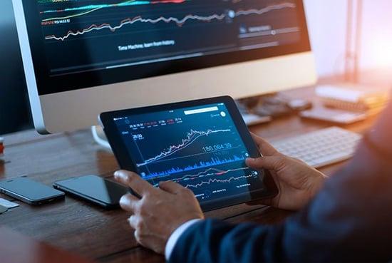 Funds Charts iPad