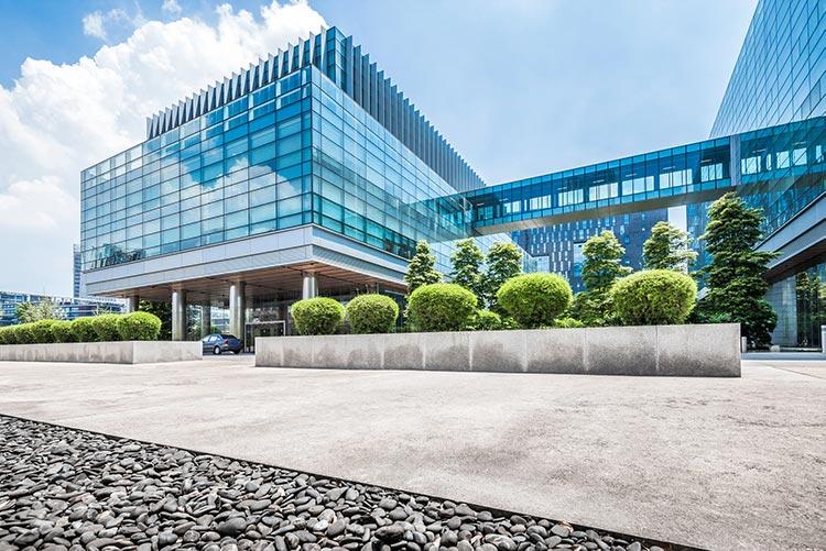 gravel-concrete-building-IS-476880602