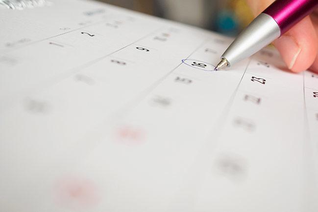 pen-calendar-circling-date-16-AS-248278451