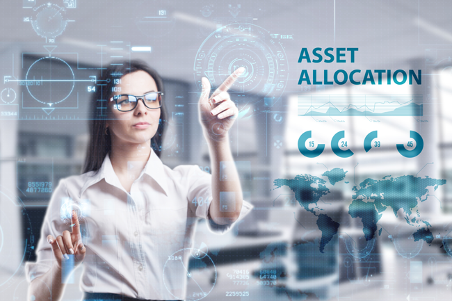 woman-reviewing-asset-allocation-diversification-AS-183949706