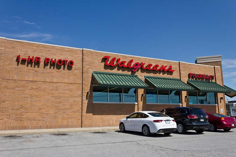 Walgreens Location