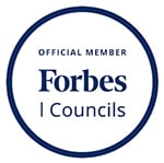 Forbes Council Official Member