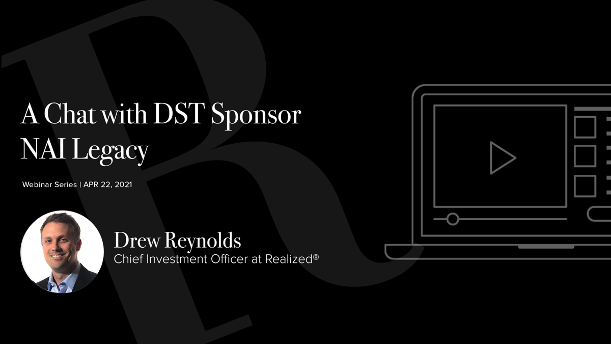 A Chat with DST Sponsor, NAI Legacy