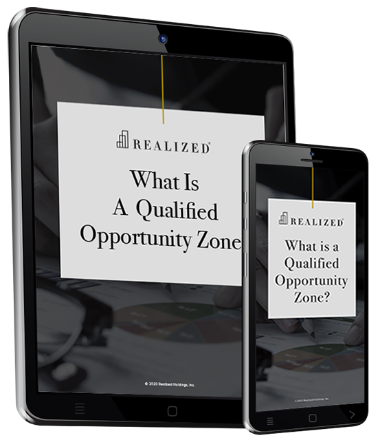 What is a Qualified Opportunity Zone?