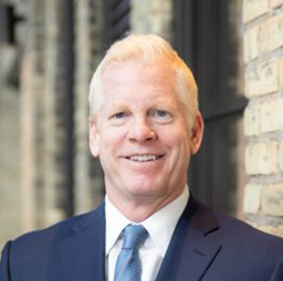 NAI CEO, Duane Lund