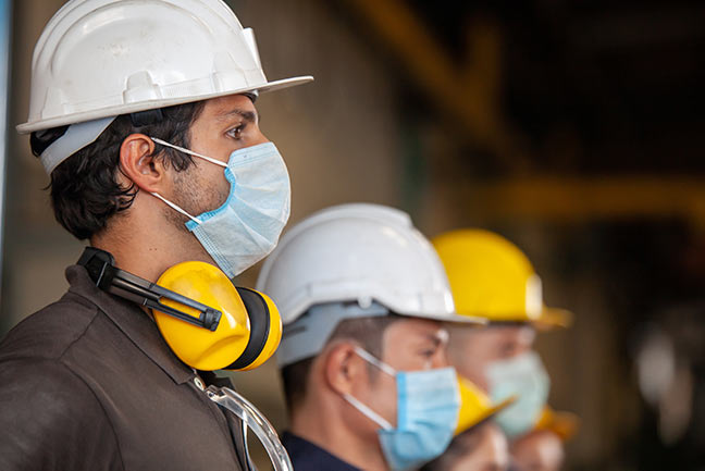Will The 2020 Pandemic Impact Construction?
