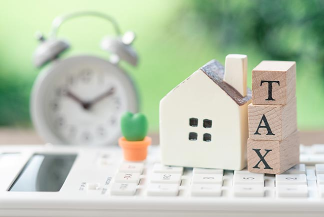 Solving The Real Estate Tax Problem