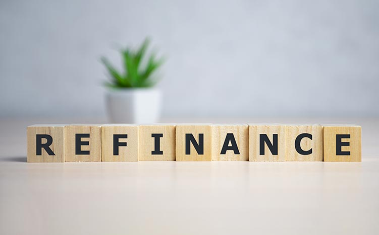 Refinancing a Rental Property