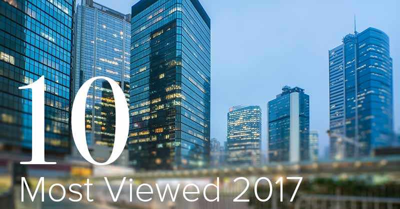 Our 10 Most Viewed Articles from 2017