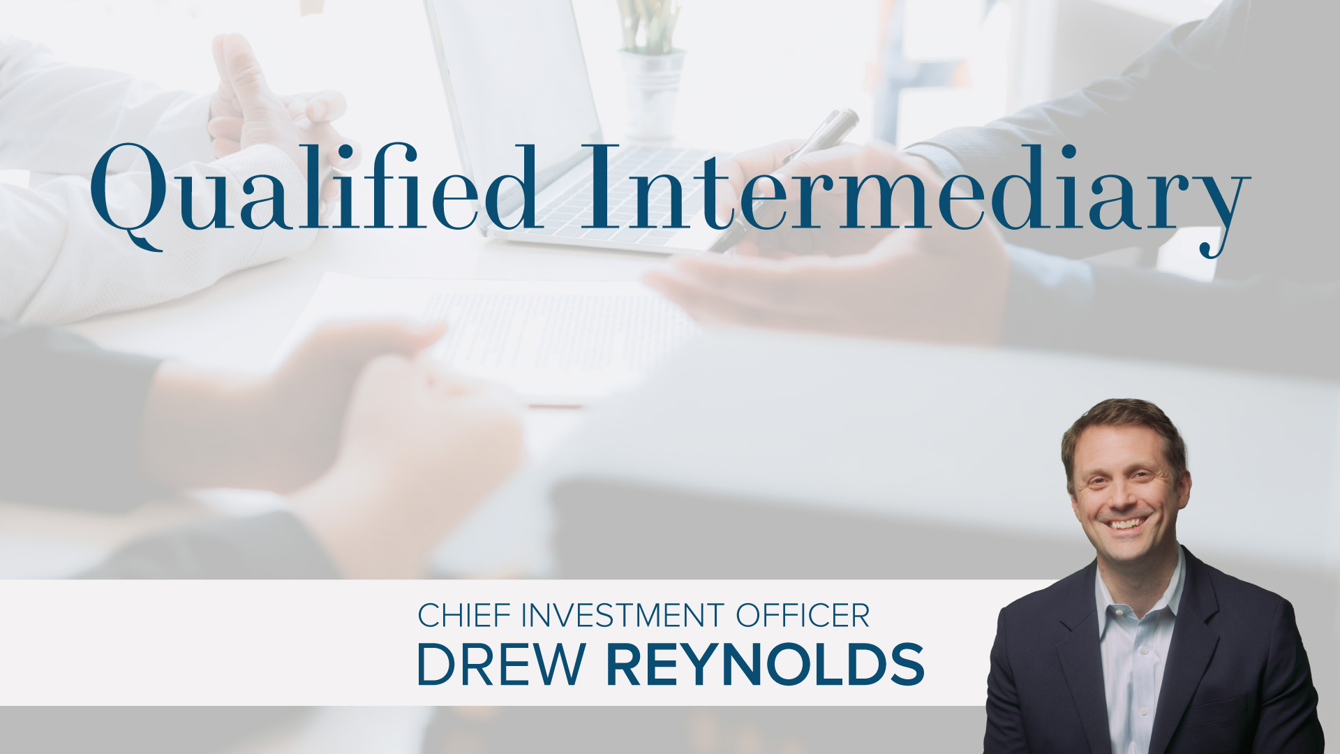 Qualified Intermediary: Do I Need One For A 1031 Exchange?